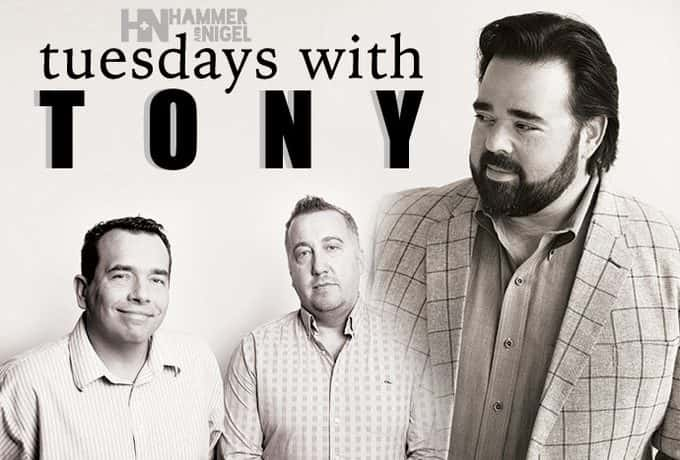 Tony Katz with Hammer & Nigel