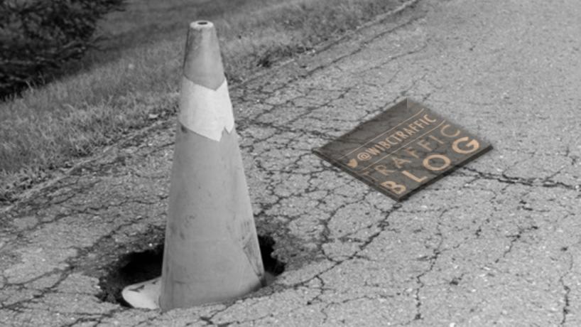 Pothole Cone