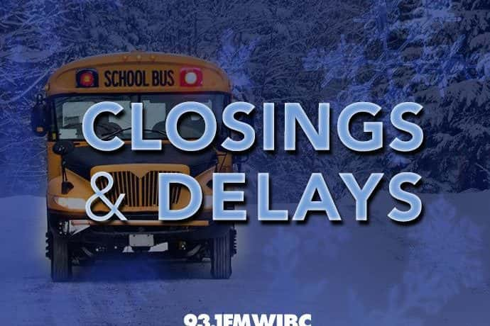 WIBC Closings & Delays logo