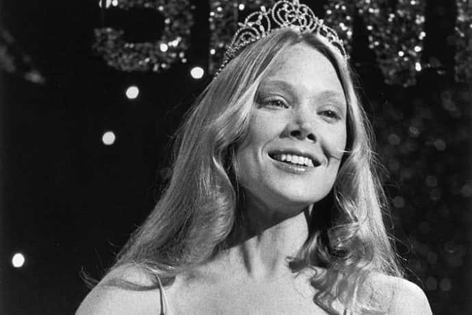 """Sissy Spacek in """"Carrie"""" 1976."""