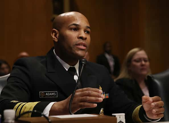 Surgeon General: When Coronavirus Vaccine is Ready, I'll Be Getting It | 93.1FM WIBC