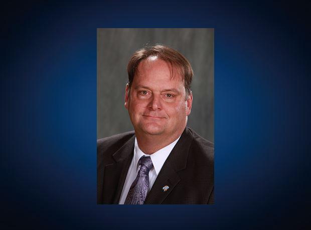 A headshot of Paul Neidig courtesy of the IHSAA
