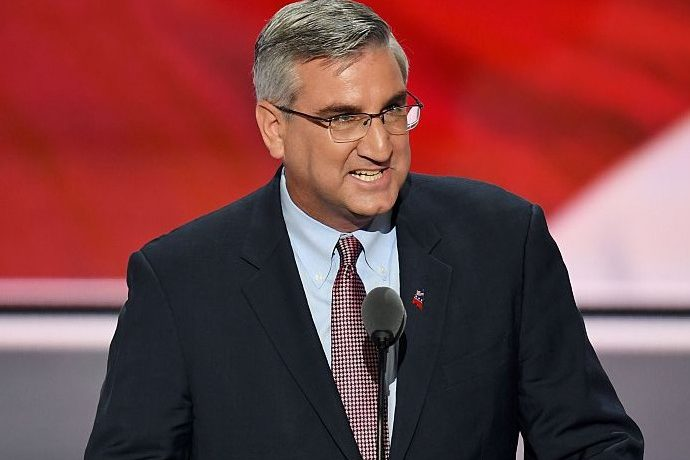 Indiana Governor Eric Holcomb uses executive order to close non-essential businesses