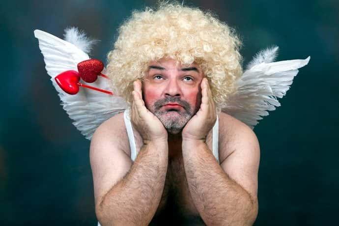 Creepy Old Cupid