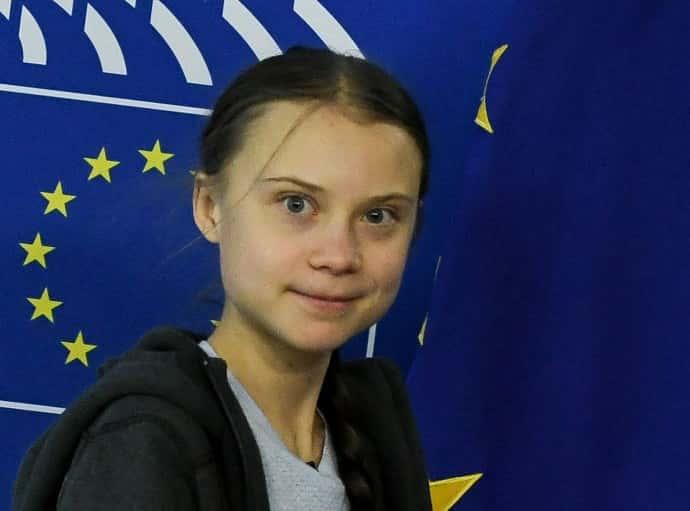 Greta Thunberg Has Diagnosed Herself with Coronavirus