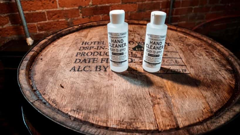 Hotel Tango Distillery Hand Cleaner
