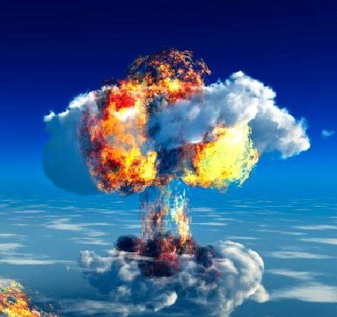 World War 3, An All Out Nuclear War.