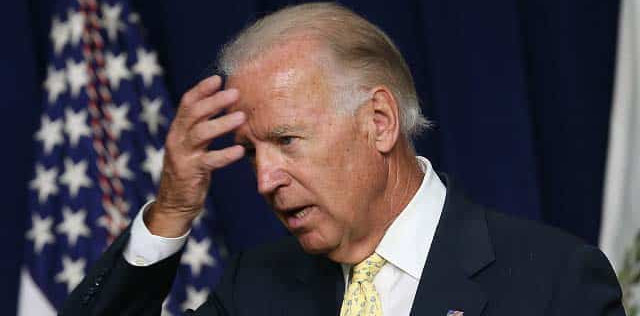 "The Very Best of Befuddled Biden: ""We Have Never, Never Let Our ..."