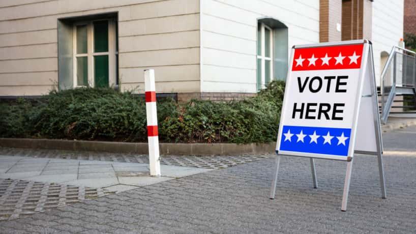 voting sight