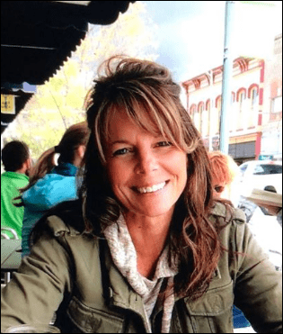 A photo of Suzanne Morphew who has been missing since May 10