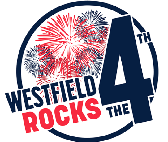 "Graphic, ""Westfield Rocks the 4th."""