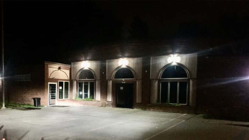 A photo of a Masjid-E-Noor on indy's northwest side
