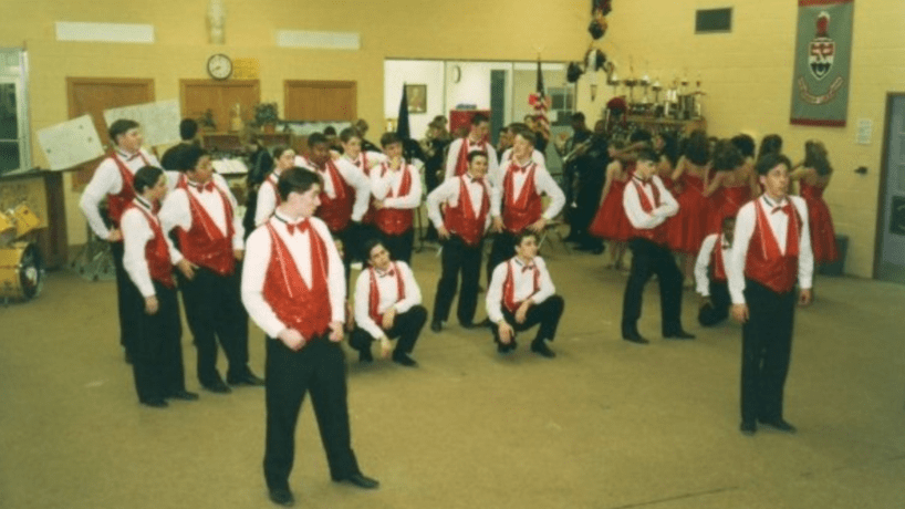 The Central Sound, Lawrence Central High School, 1995