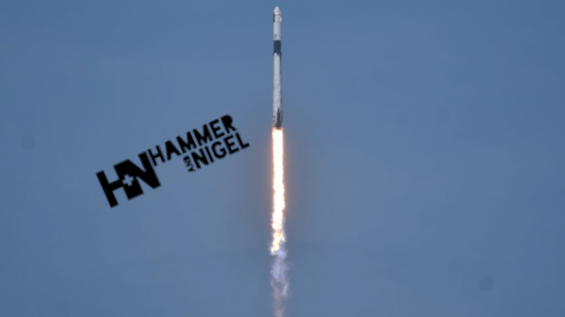 I Want SpaceX by Hammer and Nigel Records