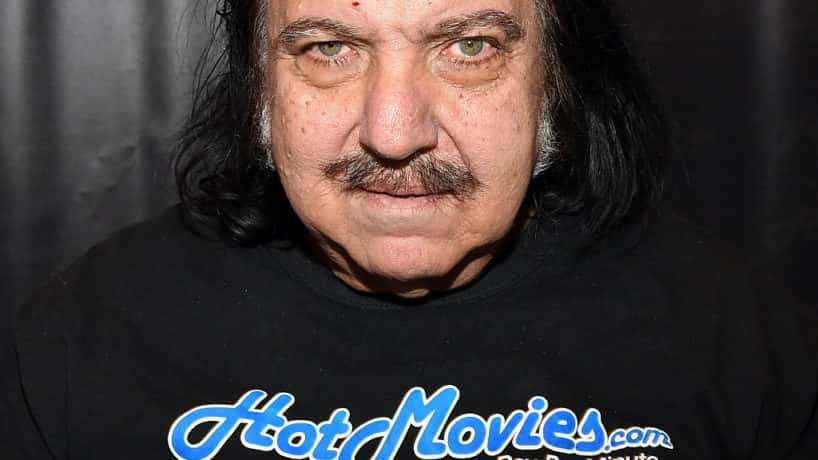 Adult film actor Ron Jeremy appears at the HotMovies.com booth at the 2017 AVN Adult Entertainment Expo at the Hard Rock Hotel & Casino on January 18, 2017 in Las Vegas, Nevada. (Photo by Ethan Miller/Getty Images)
