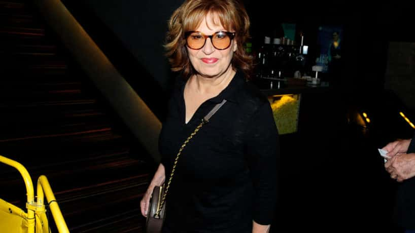 """Joy Behar attends Bergdorf Goodman And Warner Bros. Host A Special Screening Of """"The Goldfinch"""" at Cinema 123 on September 3, 2019 in New York City. (Photo by Paul Bruinooge/Patrick McMullan via Getty Images)"""