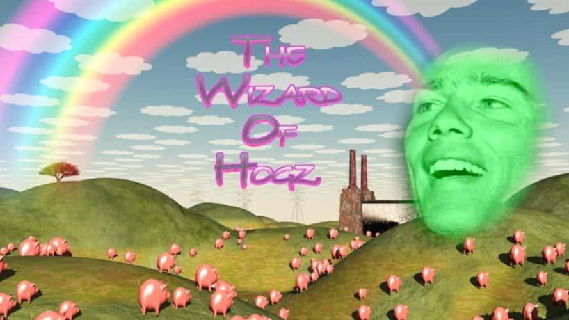 Mayor Joe Hogsett as The Wizard of Hogz