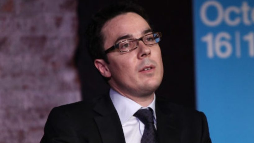 Ryan Lizza attends The 2009 New Yorker Festival: The Political Scene at City Winery on October 17, 2009 in New York City. (Photo by Neilson Barnard/Getty Images for The New Yorker)