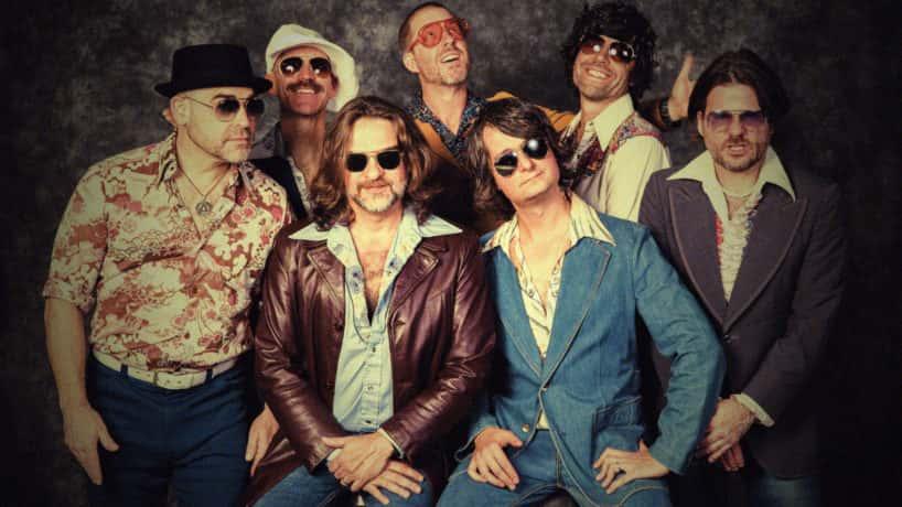 Yacht Rock Revue band members