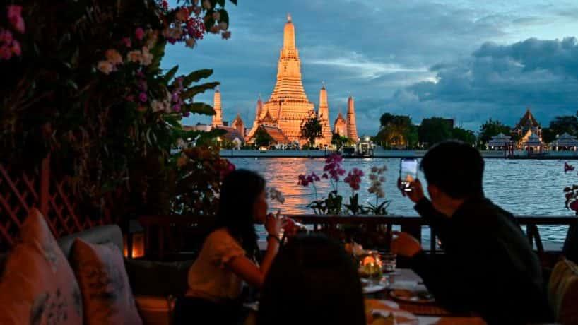 Landmarks in Thailand