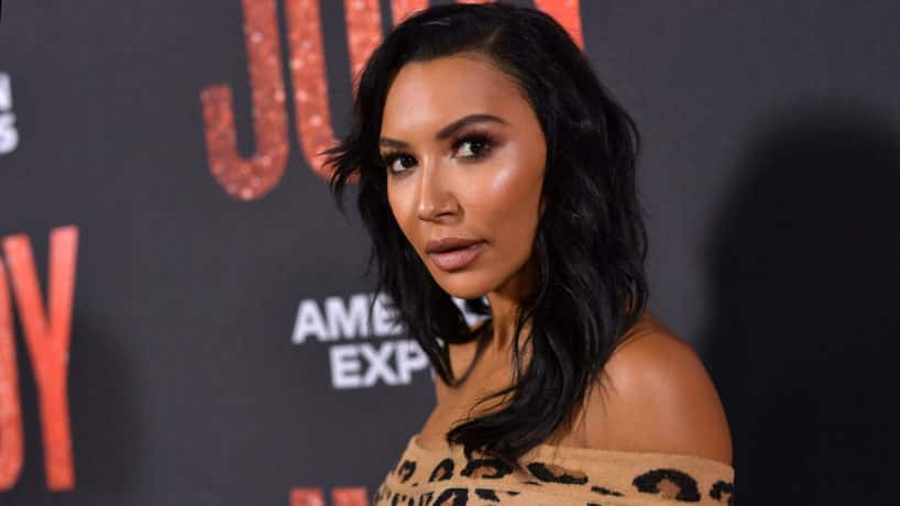 "Naya Rivera attends the LA premiere of Roadside Attraction's ""Judy"" at Samuel Goldwyn Theater on September 19, 2019 in Beverly Hills, California."