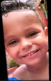 Photo of four-year-old Donte Wright