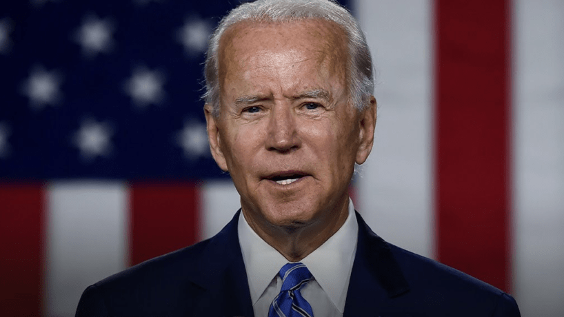 Joe Biden Live Stream Via CBS