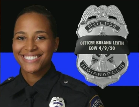 Breann Leath End of Watch
