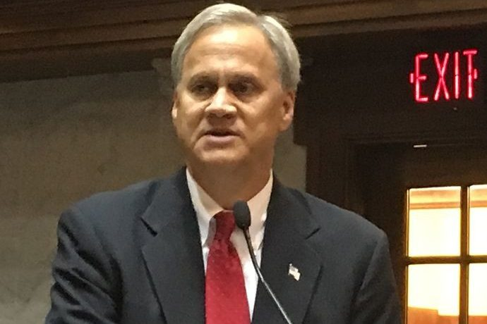 Senator Jim Merritt