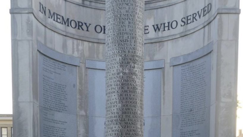 Indiana WWII Memorial