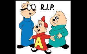 ALVIN, SIMON, AND THEODORE CHIPMUNK