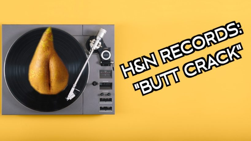 """Hammer and Nigel's Hit Song, """"Butt Crack"""""""