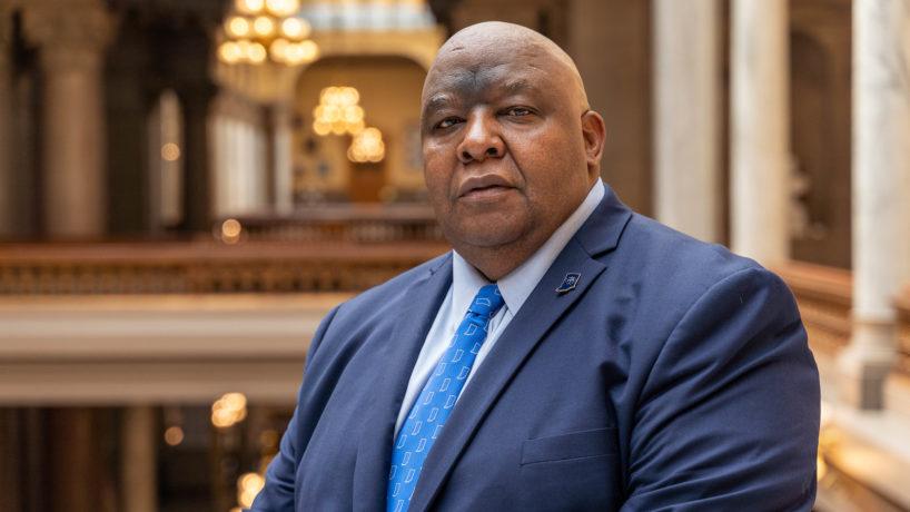 Reggie Jones Sr.