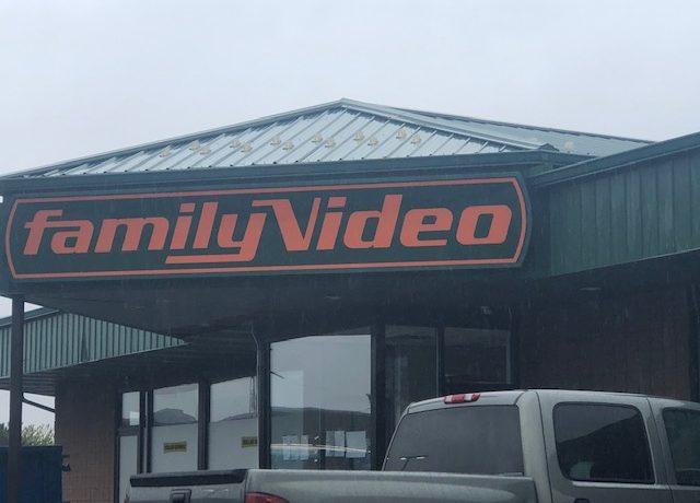 Family Video store