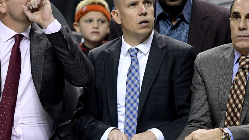 New Pacers coach Nate Bjorkgren