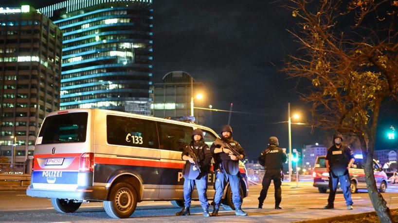 Cops in Austria