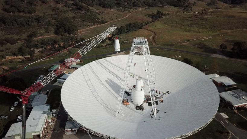 NASA Deep Space antenna