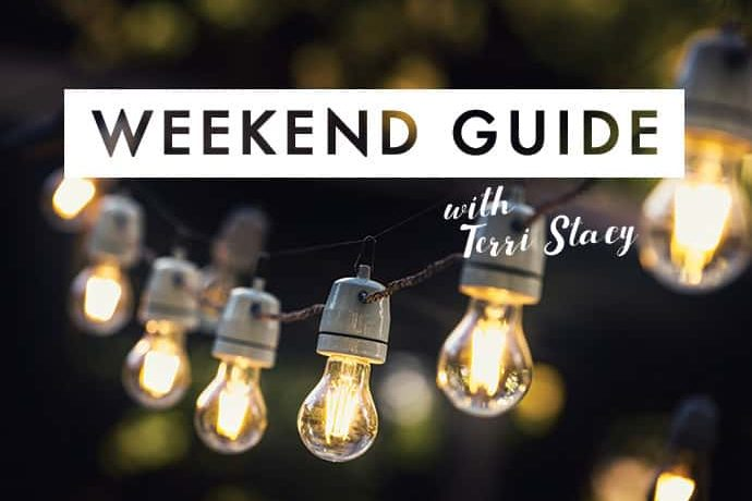 String of lights, Weekend Guide with Terri Stacy