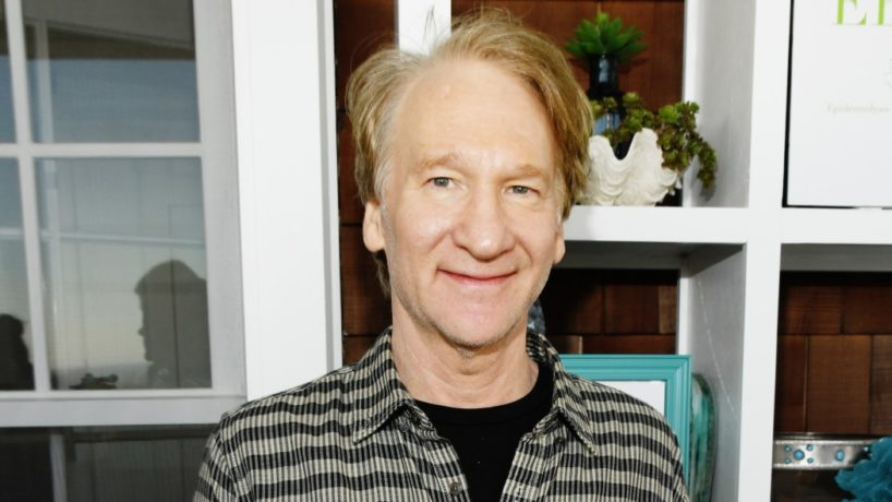 Bill Maher attends ROCK4EB! at Private Residence on October 06, 2019 in Malibu, California. (Photo by Kevin Mazur/Getty Images for EB)