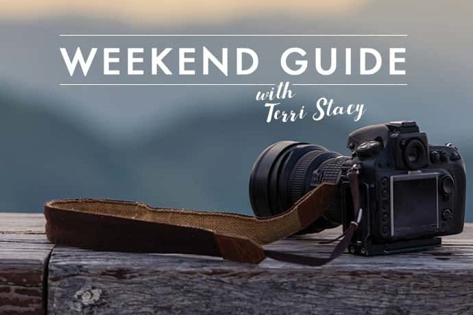 Camera, Weekend Guide with Terri Stacy