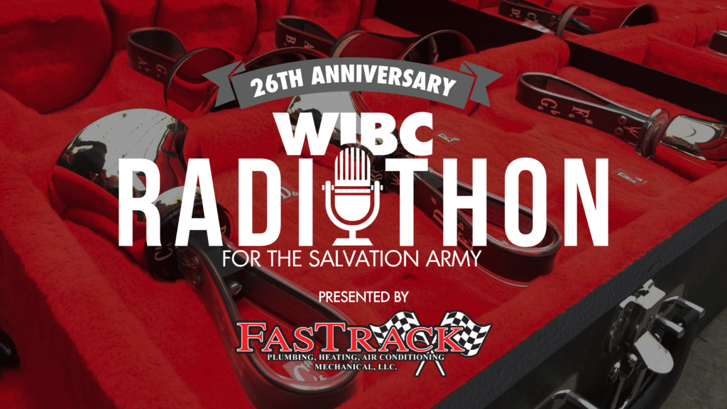 Wibc Radiothon presented by fastrack