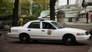 IMPD Vehicle