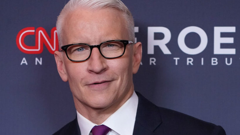 Anderson Cooper attends the 13th Annual CNN Heroes at the American Museum of Natural History on December 08, 2019 in New York City. (Photo by J. Countess/Getty Images)