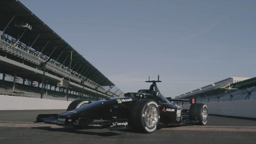 Dallara IL-15 Indy Autonomous Challenge