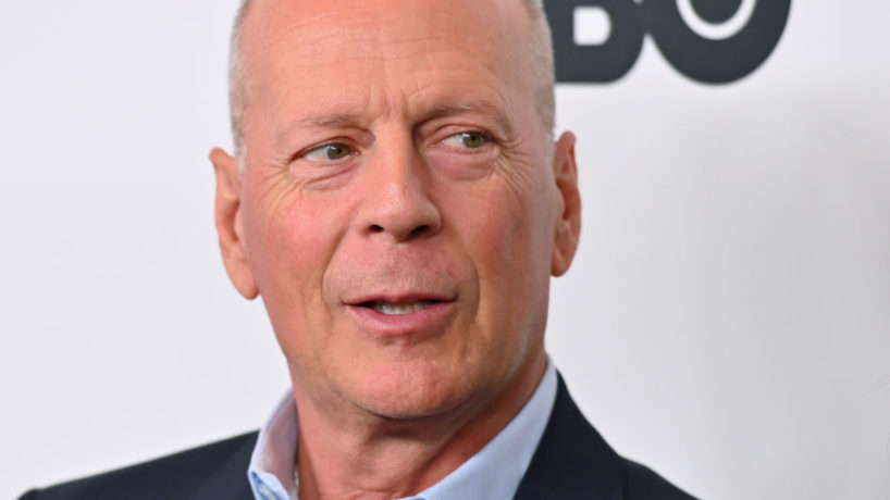 "US actor Bruce Willis attends the premiere of ""Motherless Brooklyn"" during the 57th New York Film Festival at Alice Tully Hall on October 11, 2019 in New York City. (Photo by Angela Weiss / AFP) (Photo by ANGELA WEISS/AFP via Getty Images)"