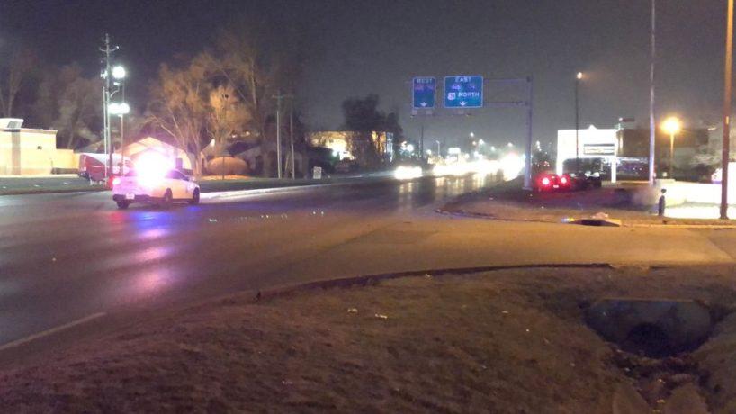 Police investigating a fatal crash on Indy's south side