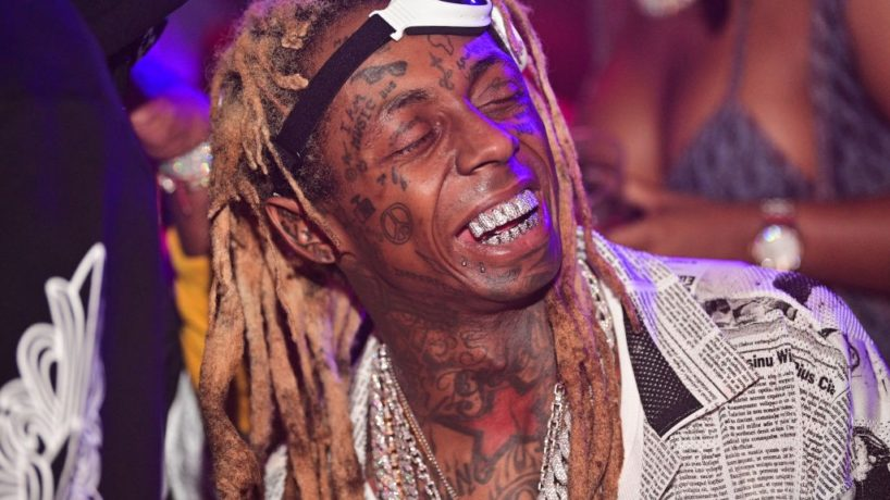 Rapper Lil Wayne attends Reginae Carter 22 Hot Girl Birthday at Republic Lounge on November 29, 2020 in Atlanta, Georgia.(Photo by Prince Williams/Wireimage)