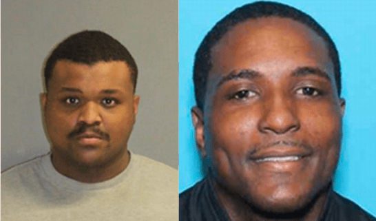 Brian Summerson, 25, (left) and Pierre Washington, 35, (right) are over the road truckers accused of kidnapping females and demanding ransom for their release.