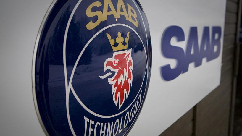 Saab Technologies logo
