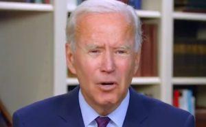 Joe Biden warns Americans against Coronavirus vaccine.